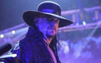 The Undertaker Reveals Why Final Farewell Retirement Speech Was So Short
