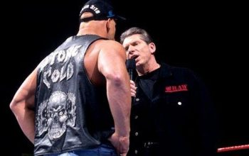 Steve Austin Talks Outing Vince McMahon As WWE Owner During RAW