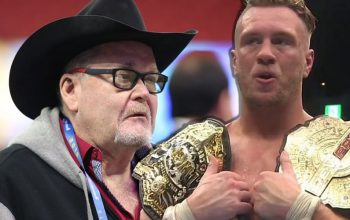 Jim Ross Wants Will Ospreay In AEW