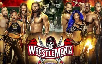 WWE WrestleMania 37 Night One Full Card & Start Time