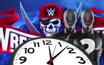 WrestleMania Match Went Over Allotted Time