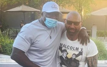 Bobby Lashley Spotted With Batista