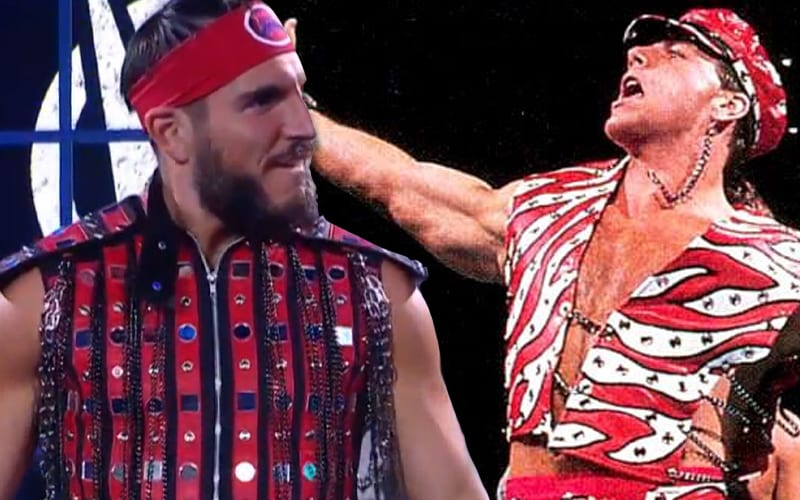 Johnny Gargano Pays Tribute To Shawn Michaels At NXT TakeOver: In Your House