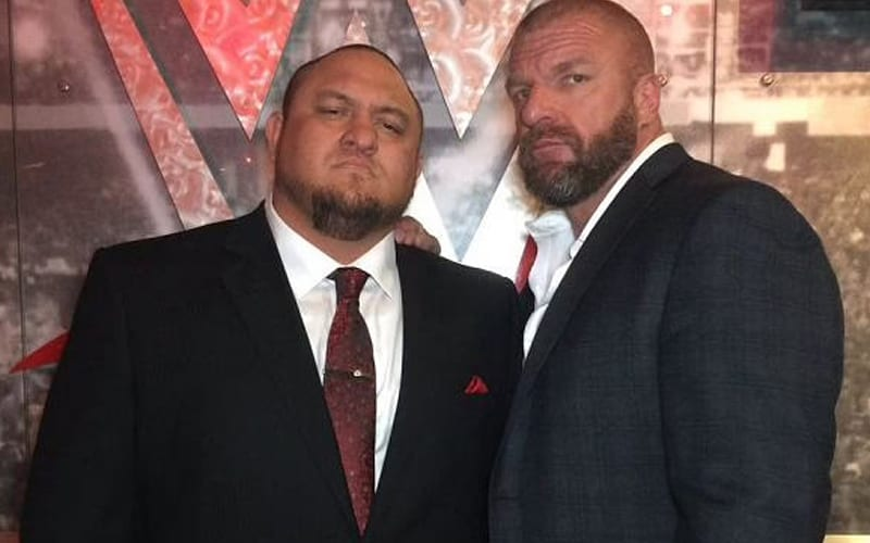 Spoiler On Samoa Joe Becoming New General Manager Of WWE NXT 2