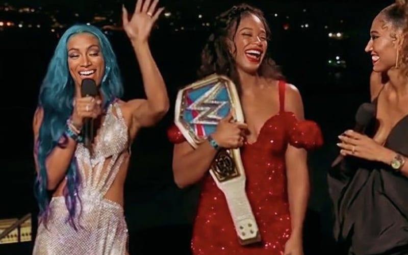 Sasha Banks And Bianca Belair Win Best WWE Moment Award At ESPYs 2021 20