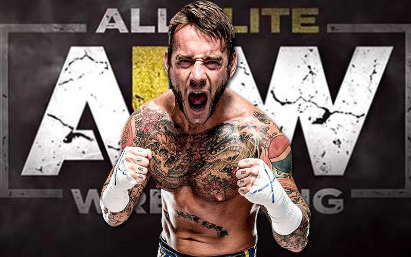 CM Punk To AEW Is A 'Done Deal'