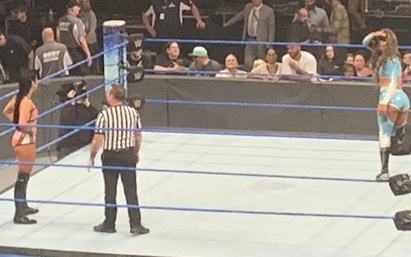 NXT Superstars Wrestle Dark Matches Before WWE SmackDown