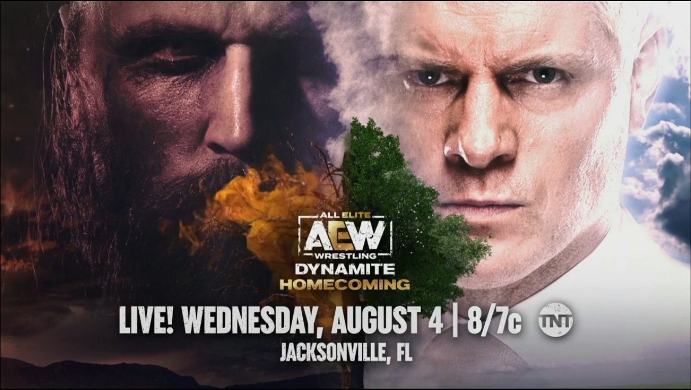 """AEW Dynamite """"Homecoming"""" Results for August 4, 2021"""
